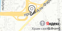АЗС Sinooil на карте
