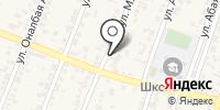 NUR на карте