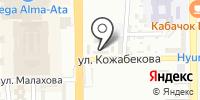 Амат на карте