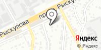 Мастер Оригинал на карте