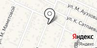 Хан на карте