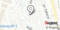АлматыПромВентиляция на карте
