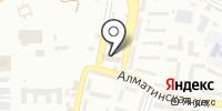 Айдар на карте