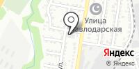 ВАСТЕ на карте