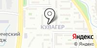 Анель на карте