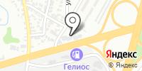 Арендная компания на карте