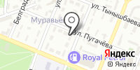 GAMMA на карте