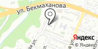 Дом школьников №7 на карте