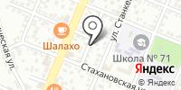 Ала-Тау на карте
