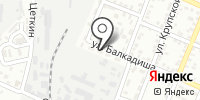 Хасан на карте