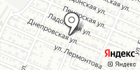 Сеймур на карте