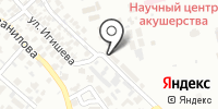 Аль-Фараби на карте