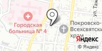 Нурал на карте