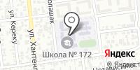 Детский сад №166 на карте