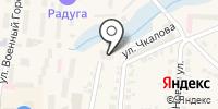 Адажио на карте
