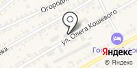 Детская школа искусств г. Оби на карте