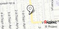 ПортСтрой на карте