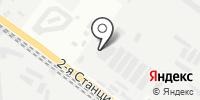 Сумо-авто на карте