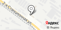 МСВ-Новосибирск на карте