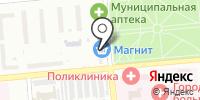 Мир Трикотажа на карте