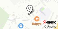 Левобережное похоронное бюро на карте