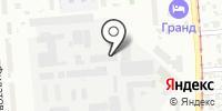Прайм-НСК на карте
