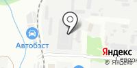 Новосибирскрыба на карте