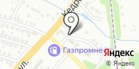 Старт-154 на карте