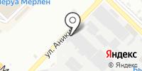 Новосибирский Авторемонтный Завод на карте