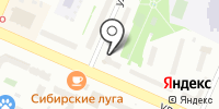 Родник на карте
