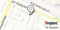На Свечникова на карте