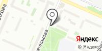 Ромка на карте