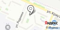 Офисы продаж и обслуживания на карте