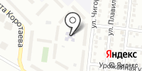 Детский сад №444 на карте