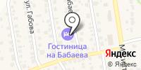 Панкарт на карте