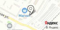 Регион 54 на карте