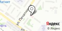 Стоматологическая поликлиника №8 на карте