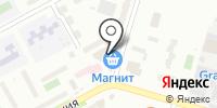 Бьюти Лэнд на карте