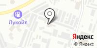 На Дунаевского на карте