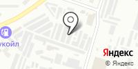 Avtoval на карте