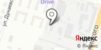 КВ-сервис на карте