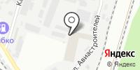 Промэко на карте