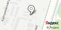 Лакокраска на карте