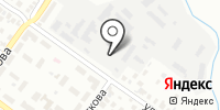 Дэфо-Новосибирск на карте