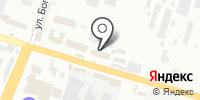 Мустангъ на карте