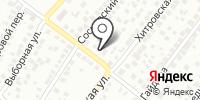 Автолюкс-Новосибирск на карте