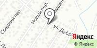 Тартуга на карте