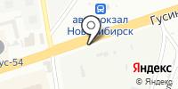 Оптовый центр чулочно-носочных изделий на карте