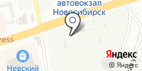 Вещевой рынок на карте