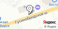 Мелкооптовая компания на карте